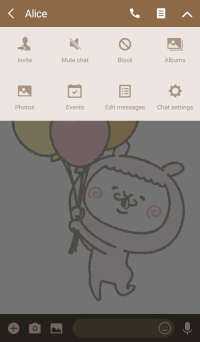 fool alpaca-chan 2 UI