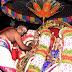 கார்த்திகை தீப  திருவிழாவில்  முதல் நாள் இரவு பஞ்ச மூர்த்திகள் வீதி உலா