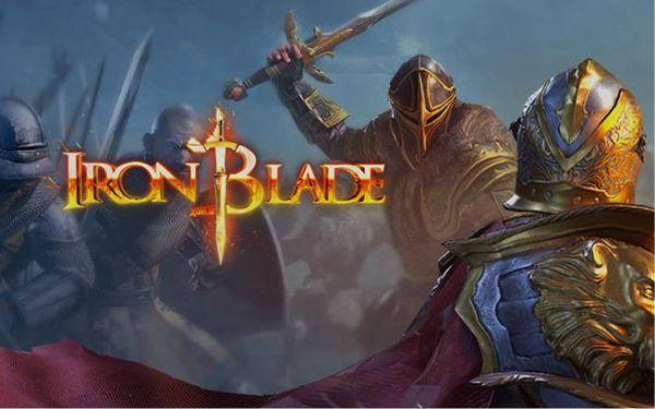 Medieval Games Iron Blade