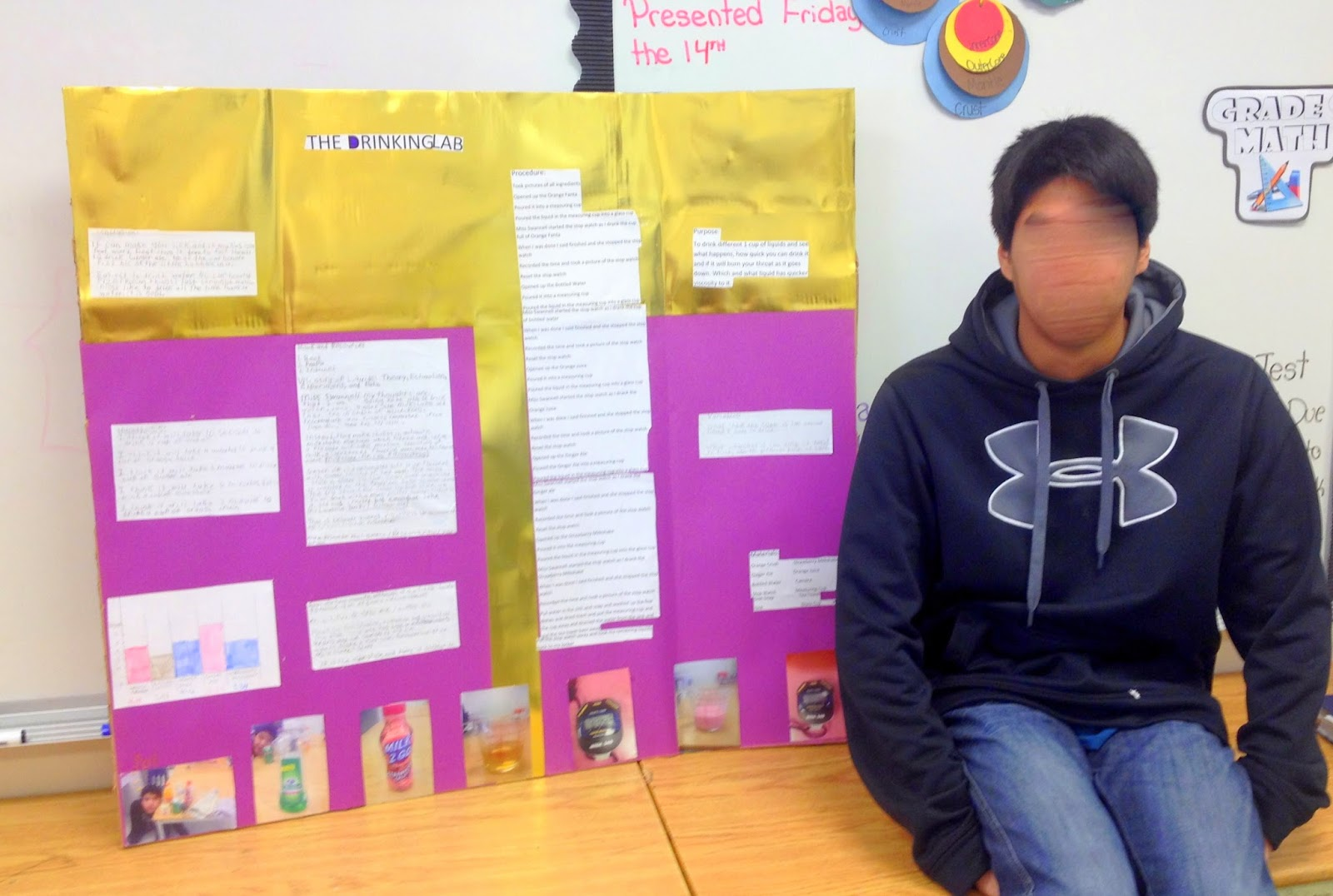 Miss L's Whole Brain Teaching: My First Science Fair