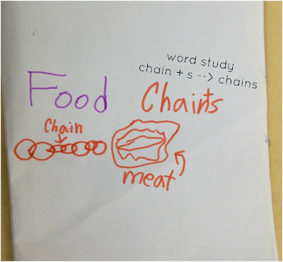 Guiding grade 1 students to take visual notes, Creating a Thoughtful Classroom