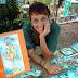 Monica Di Rocco presenta il suo libro sull'Arteterapia