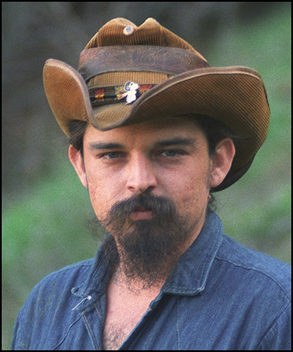 Grateful Dead Guide Pigpen Photo Album