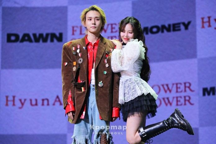 Admit Confess Her Feeling First, HyunA Reveal DAWN Charm That Makes Her Fall in Love