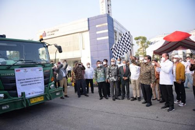 duta besar india apresiasi bantuan tabung oksigen dari indonesia Duta Besar India Apresiasi Bantuan Tabung Oksigen dari Indonesia