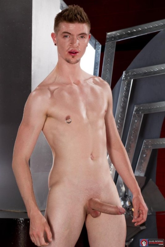 homem gostoso pelado com a pica dura