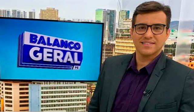 Fábio Araújo assumirá lugar de Cardinot, na TV Jornal
