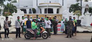 Rasjid ,Walikota Cirebon Harus Sajikan Data Akurat Untuk Mengatakan Kota Cirebon Zona Merah