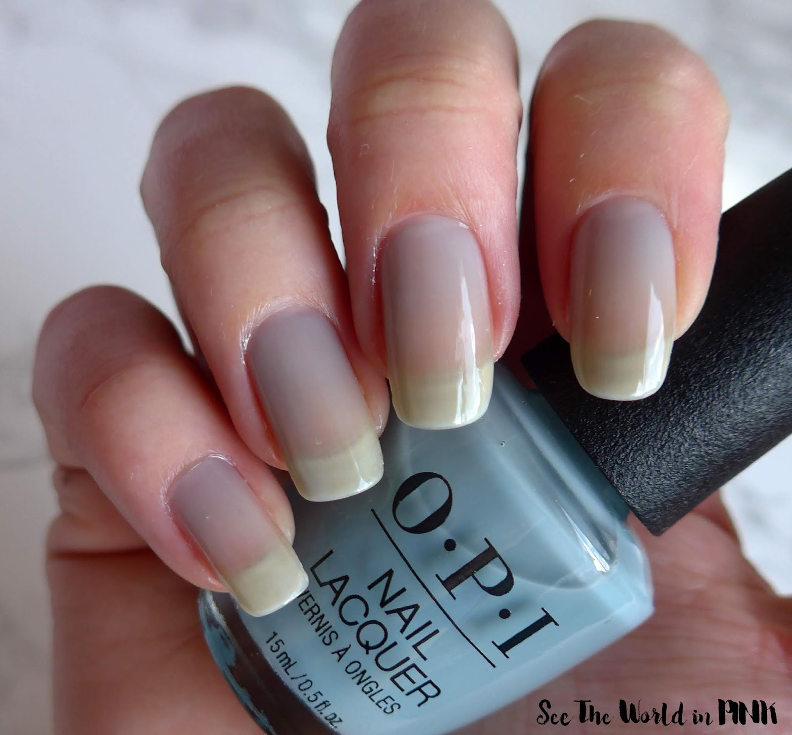 OPI Always Bare For You - Ring Bear-er