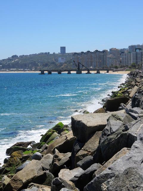 Day Trip from Santiago: The coastline of Viña del Mar