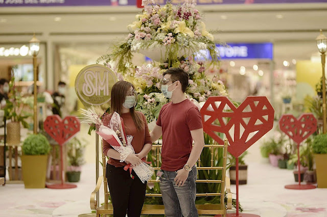 SIMPLE AND SAFE VALENTINE'S DATE AT SM BULACAN MALLS