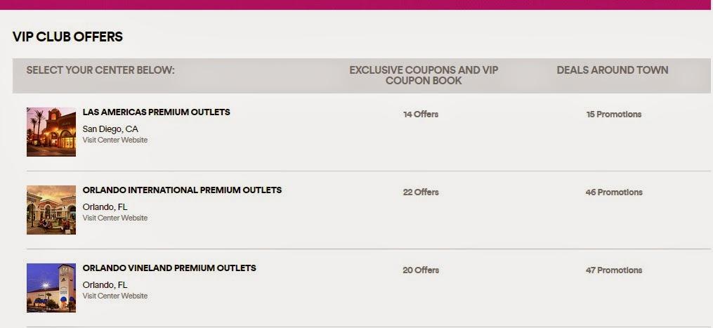 87e1c5e39 Cupons de desconto de compras em Orlando e Miami