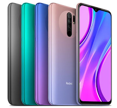 Redmi 9 Prime Launched With 6.53inch FullHD+ Display, 4GB RAM, 5020mAh Battery & More