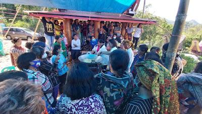 Relawan Indo' Toraya Berikan Solusi untuk Kaum Perempuan di Tana Toraja
