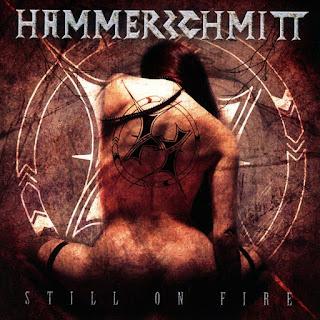 """Αποσπάσματα από τον δίσκο των Hammerschmitt """"Still On Fire"""""""