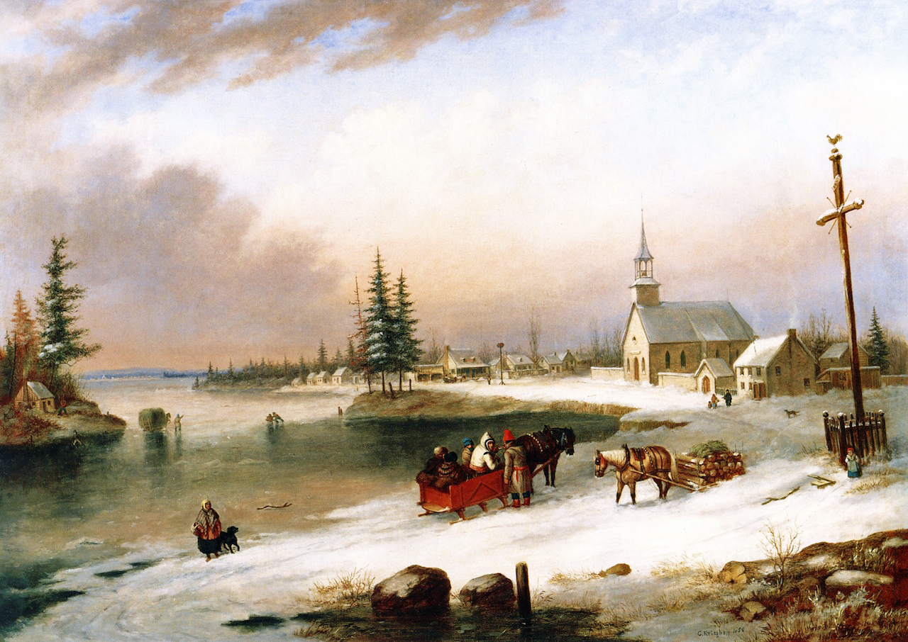 10 Lake Bridge Charles I