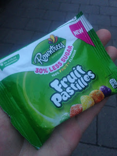 Rowntree's 30% Less Sugar Fruit Pastilles