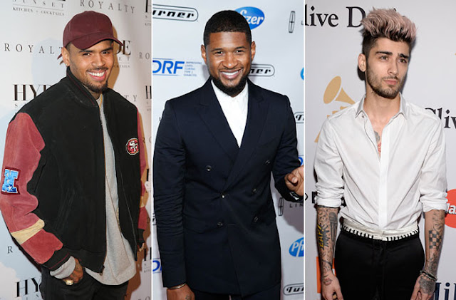 "Chris Brown lanza remix de ""Back to Sleep"" con Zayn y Usher (AUDIO)"