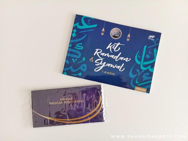 Kempen Ibadah Zakat Pelengkap Ramadhan