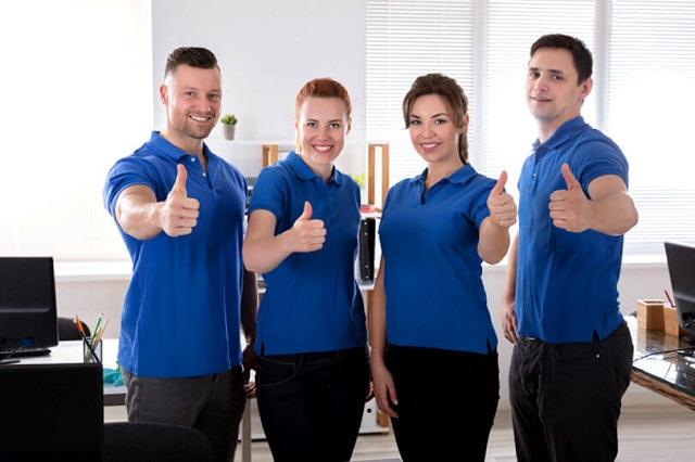 Quy trình thiết kế đồ đồng phục cho các doanh nghiệp và tập thể
