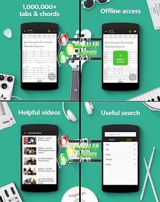 App Ultimate Guitar Tabs & Chords APK Cara Mudah Cari Chords Guitar