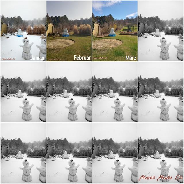 12tel Blick 2021 - März Collage