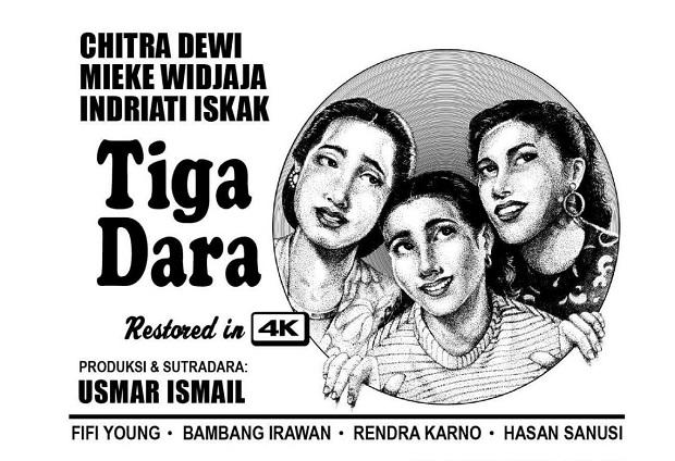 Film Klasik Tiga Dara