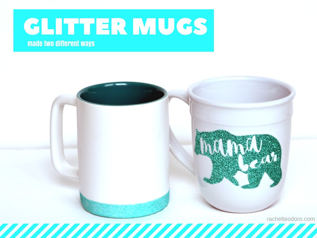 more than just sparkle yeti, it's a sparkle mug