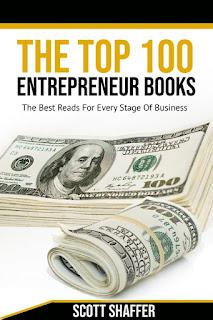 Top 100 Books For Entrepreneurs
