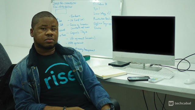 US-Based Entrepreneur Get's His Accounts Closed Because He Received Wire Transfers From Nigeria