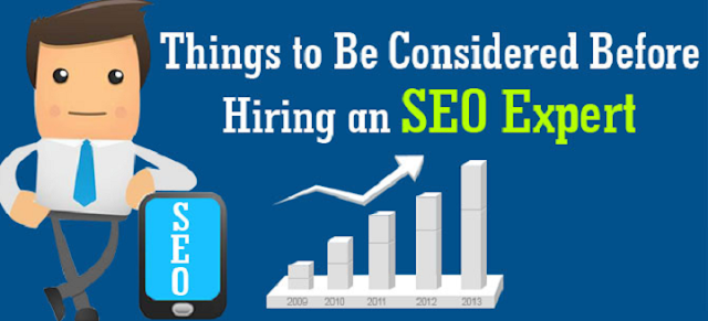 how to hire seo expert
