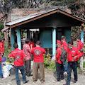 DPAC PBB Simanindo Berikan Bantuan Kepada Janda Korban Kebakaran