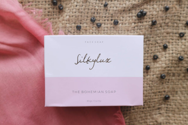Silkyluz Bohemian Bar Soap Review