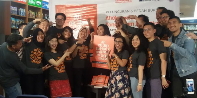 Ajari Ahok Virtual Office Dan Co Working Space, Cerita 'Anak Bawang'