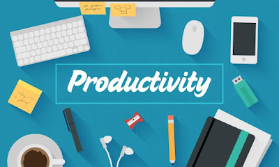 Check out this website for more tips to being productive!