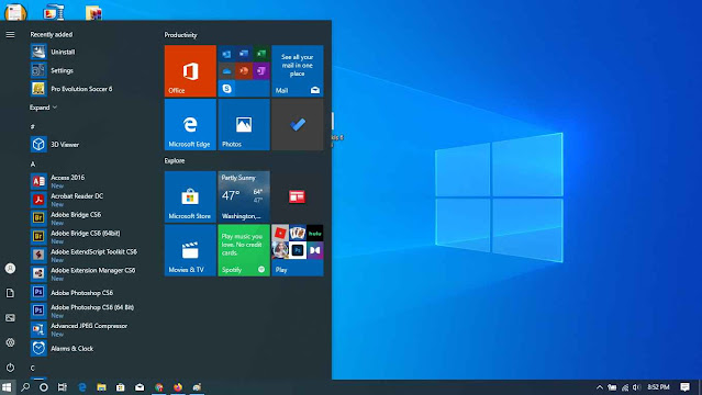 Cara Mengecilkan Ukuran Taskbar Windows 10 Dengan Mudah