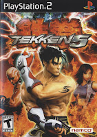 Tekken 5 [ Ps2 ] { Torrent }