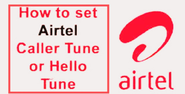 How to set free airtel hello tunes number