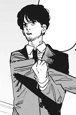 سوبارو انمي رجل المنشار شينسو مان