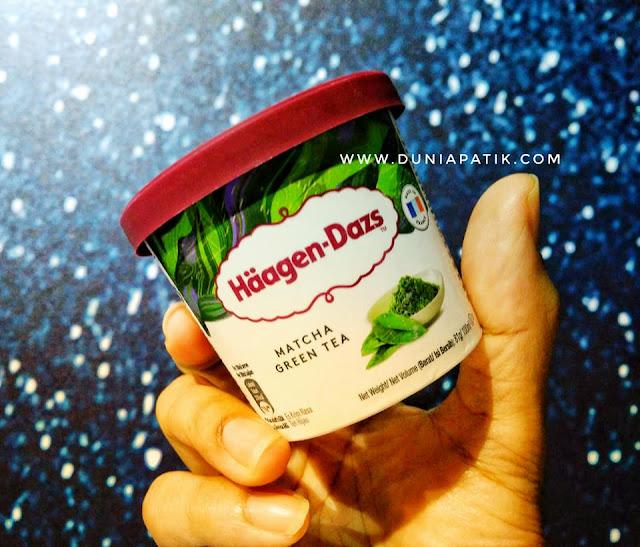 Haagen Dazs Matcha Green Tea