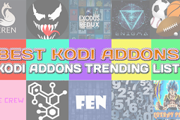 Our Best Kodi Addons Trending List 2019 (September 2019)