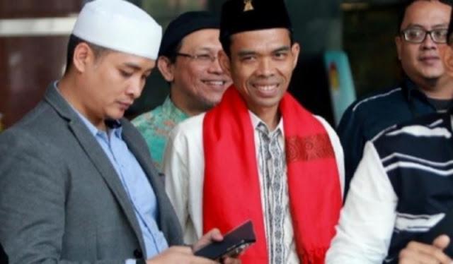 Ketua KPK Larang UAS, Ustaz Haikal: Karena Beliau Bukan Pendukung Jokowi