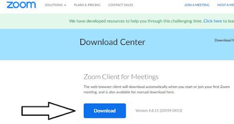 download aplikasi zoom cloud meeting di laptop