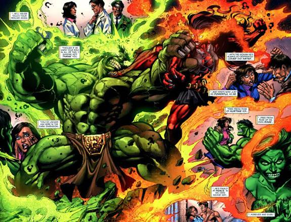 La versión más fuerte de Hulk