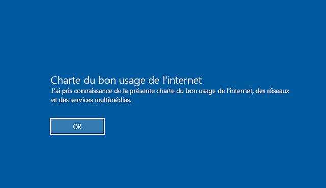 Afficher, message, démarrage, Windows 10, stratégie de groupe locale, gpedit.msc, trucs et astuces