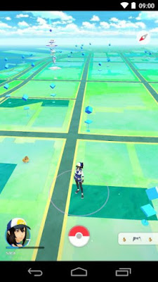 your smartphone will vibrate when there Pokémon GO v0.29.3 APK