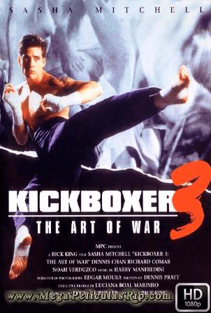 Kickboxer 3 [1080p] [Latino-Ingles] [MEGA]