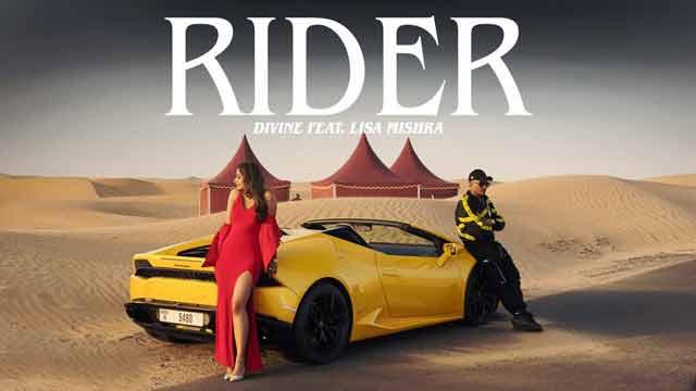 divine lisa mishra rider lyrics