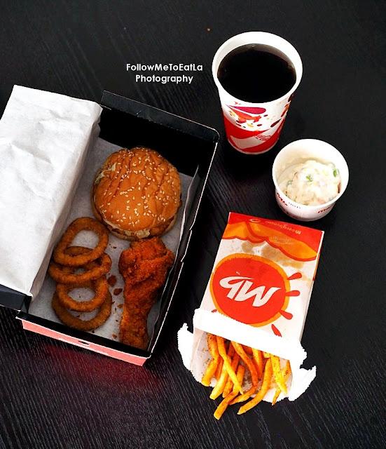MALA-TUP Box Meal RM 22.60