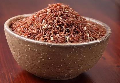 Makanan bayi usia 9 bulan sampai 1 tahun dari beras merah